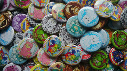 Merchandising: badges