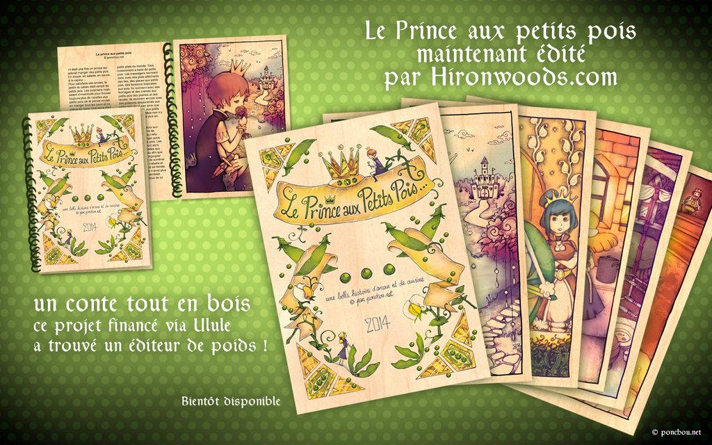 Le Prince aux petits pois