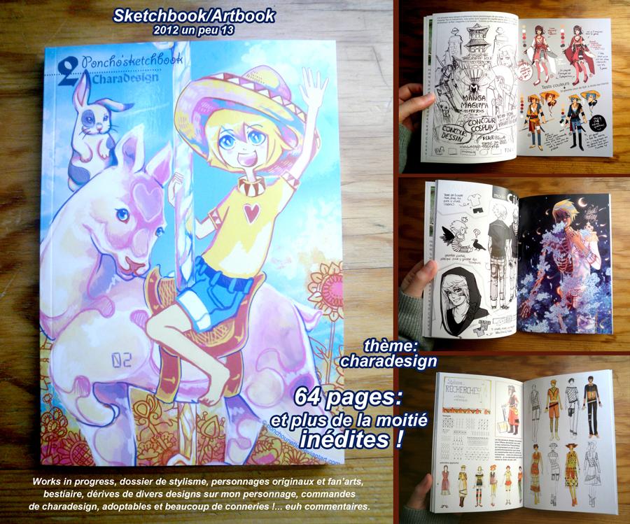 Sketchbook-Artbook