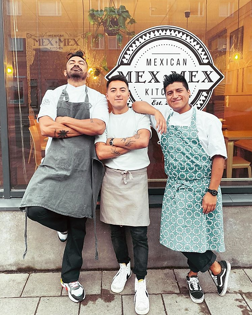 MexMex - About us