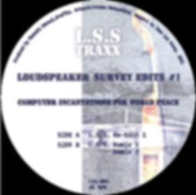 LOUDSPEAKER SURVEY / EDITS#1