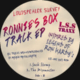 LOUDSPEAKER SURVEY / RONNIE'S BOX TRACK EP