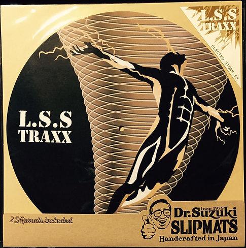 L.S.S TRAXX SLIPMAT STORM