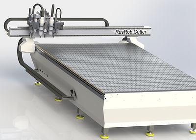 Планшетные режущие плоттеры RusRob