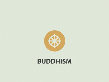 Re.li.gi.ón - Budismo