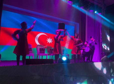 Christmas in Azerbaijan