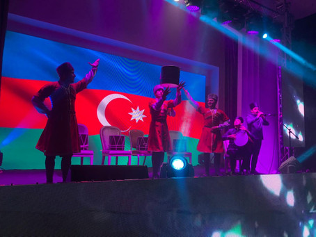 Navidad en Azerbaiyán