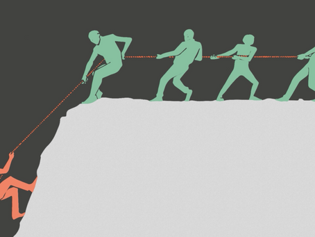 Sigue Sosteniendo las Cuerdas