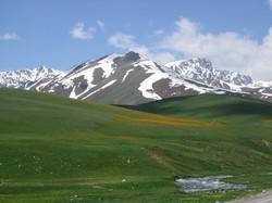 Kyrgyz - Mountains