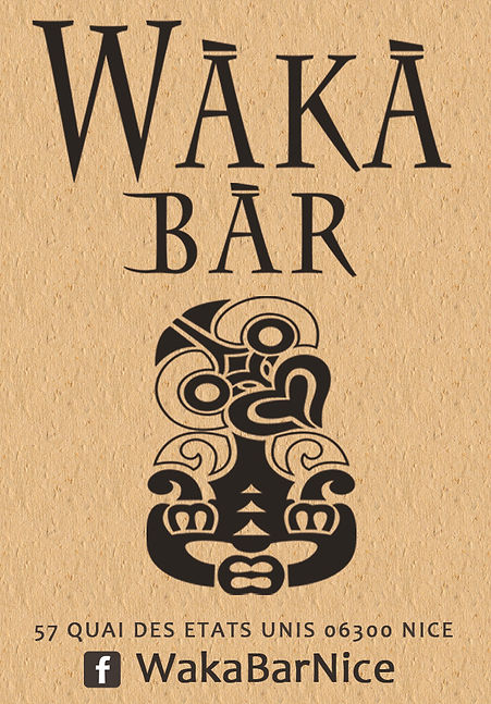 WAKA BAR LOGO