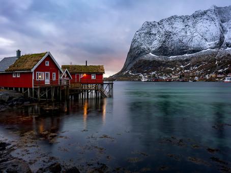 The Wild World Of The Lofoten Islands
