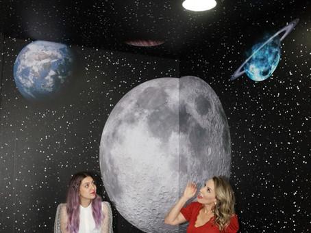 Dia da chegada à Lua com meia entrada no Fun Museu
