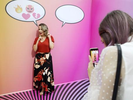 Emojilândia leva os visitantes ao mundo dos emojis no Fun Museu