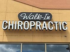 Walk-In Chiropractic