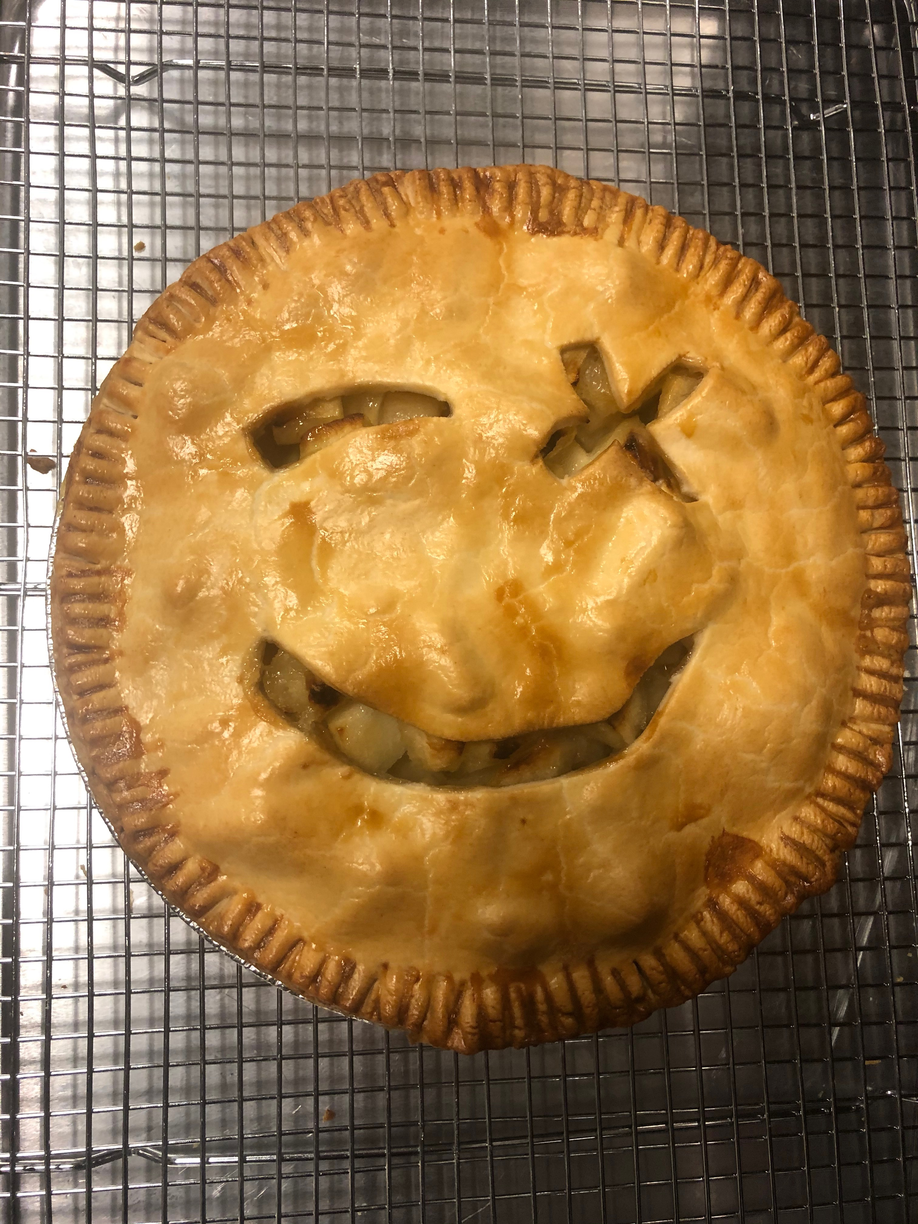 Alcohol Infused Pies