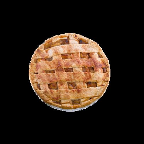Cinnamon Whiskey Apple Pie