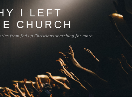 Why I left the church | Interview with Jasmine
