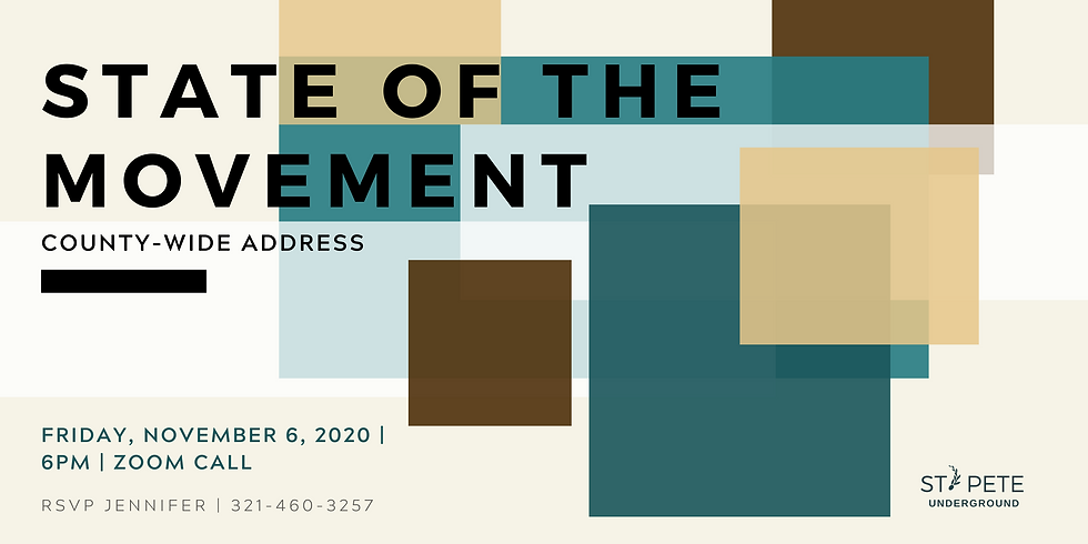 State of the Movement Address 2020