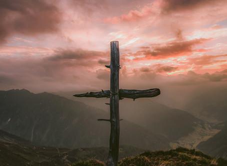Holy Week Day 6: Mark 15:21-47 | by Evan Garrett