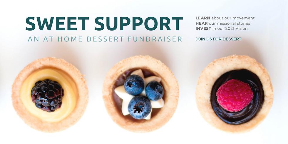 Sweet Support: An at Home Dessert Fundraiser