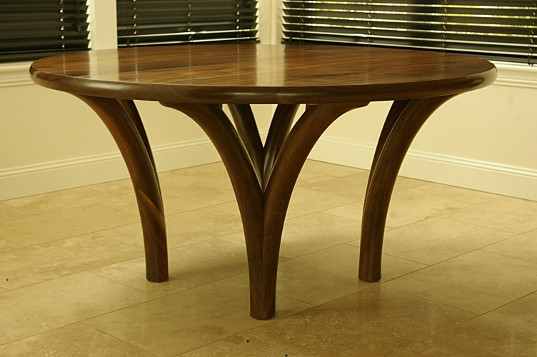 Extending Walnut Table