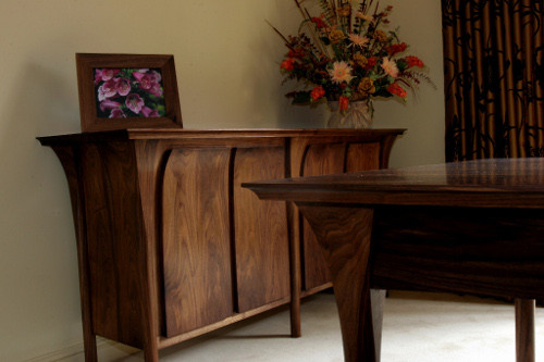 Walnut Dining Suite