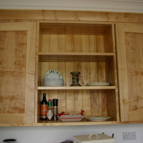 A cabinet from the same project