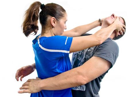 3 Day Intensive Self Defense Workshop
