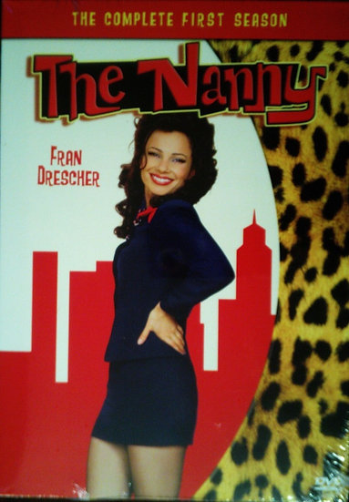 The Nanny - The Complete First Season-22 episodes