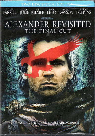 Alexander, Revisited: The Final Cut (DVD 2002 Two-Disc Special Edition -