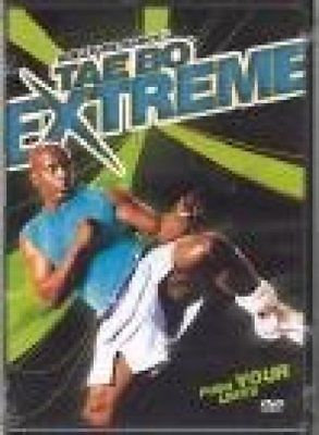 Billy Blanks Tae Bo Extreme! -Push Your Limits(DVD 2004)