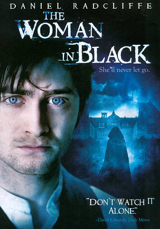 The Woman in Black (DVD, 2012) Peck