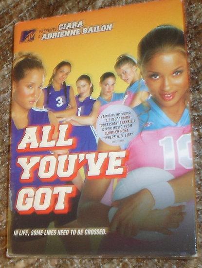 All You've Got (DVD 2006 Region 1) Ciara/Adrienne Bailon