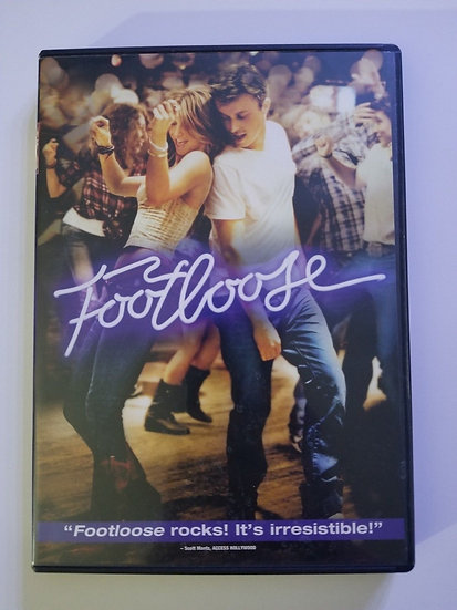 Footloose AND Footloose-I love the 80's (REGION 1)