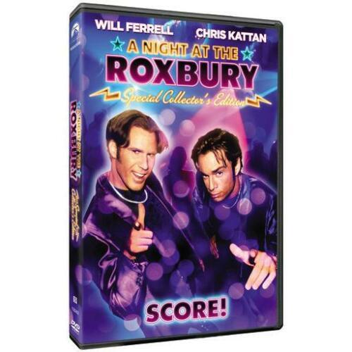 NEW A Night at the Roxbury DVD Region 1 , Richard Grieco, Michael Clarke Duncan,