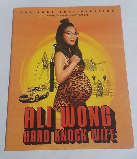 3 FYC 2018 Ali Wong-Steve Martin & Martin Short David Letterman DVD