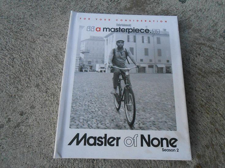 FYC 2017 Master of None: Season 2-DVD 2 disc - NETLIX- FYC