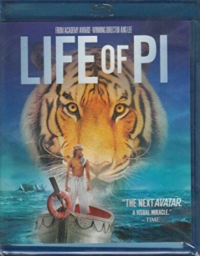 Life Of Pi (DVD, 2013, Widescreen)