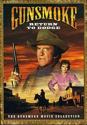 Gunsmoke: Return to Dodge (DVD 2004)  Region 1