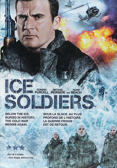 ICE SOLDIERS (DVD, 2014)