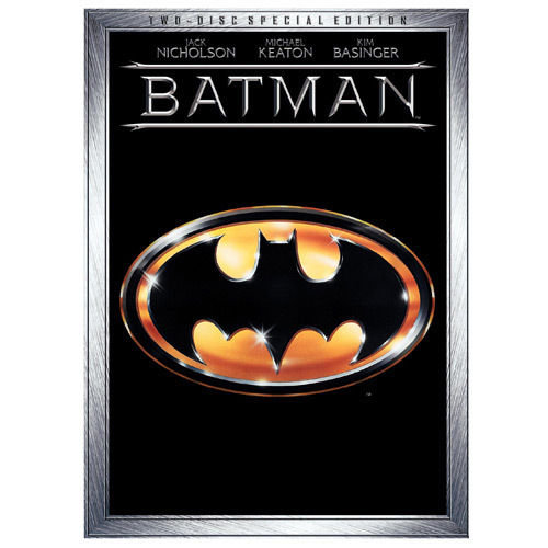 USED-Batman (DVD, 2005, 2-Disc Set, Special Edition)