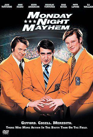 Monday Night Mayhem (DVD, 2002) John Turturro, John Heard