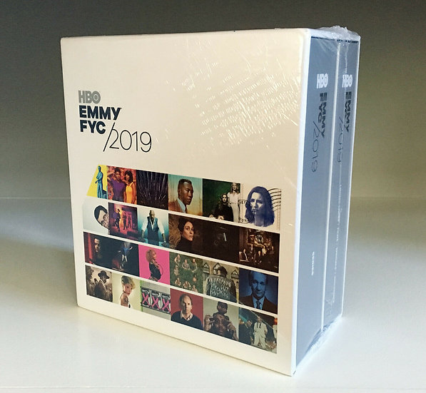 FYC 2018 & 2019 HBO DVD Press Books Emmy Game of Thrones Chernobyl Brexit Deadwo
