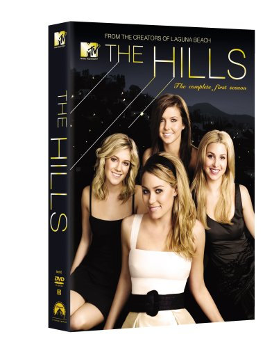 The Hills: The Complete Seasons 1 2 3 4 DVD