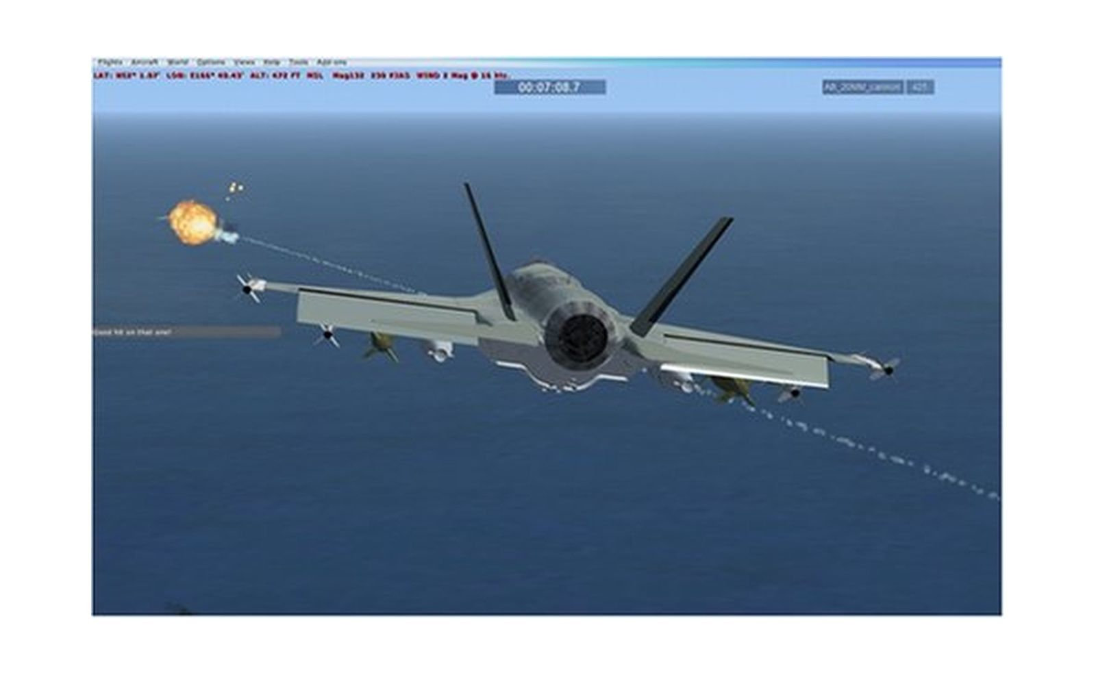 Carrier Strike Force: Expansion for Microsoft Flight Simulator X and FS 2004