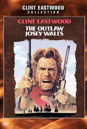 The Outlaw Josey Wales (DVD, 2001, Clint Eastwood Collection)