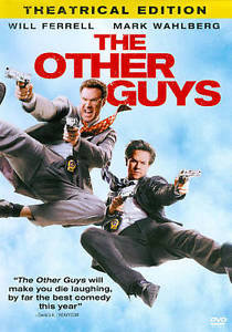 The Other Guys-Theatrical Edition (DVD, 2010) Will Ferrell and Mark Wahlberg