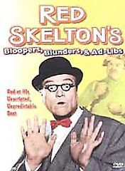 USED Red Skelton: Bloopers, Blunders, and Ad-Libs