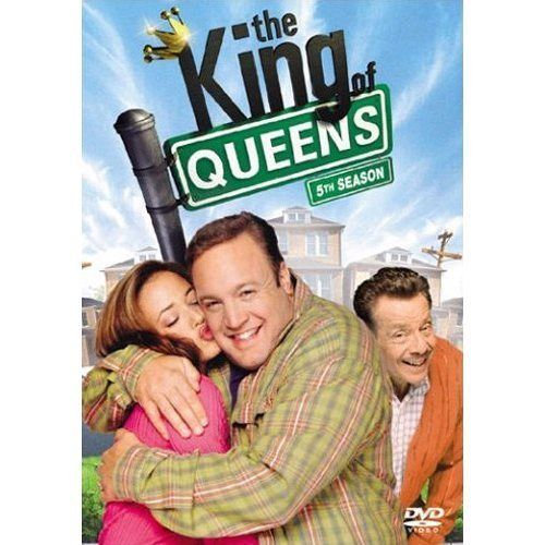 The King of Queens 5th Season (DVD, 2006-25 Episodes)
