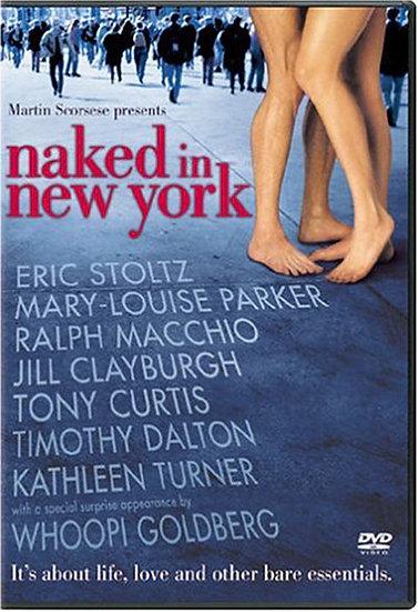 NAKED in NEW YORK-Martin Scorsese (DVD 2004 Fullscreen) Eric Stoltz/ Mar